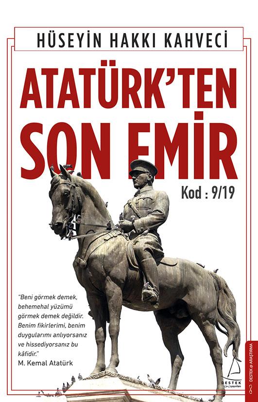 Atatürk'ten Son Emir - Hüseyin Hakkı Kahveci