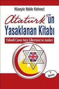 Atatürk'ün Yasaklanan Kitabı Ön Kapak